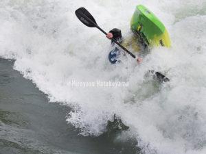 HOA Extreme Whitewater Challenge in Hidaka